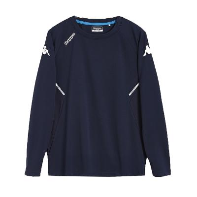 KAPPA義大利型男吸濕排汗速乾KOOL DRY 彩色排汗衫 新丈青 珊瑚藍