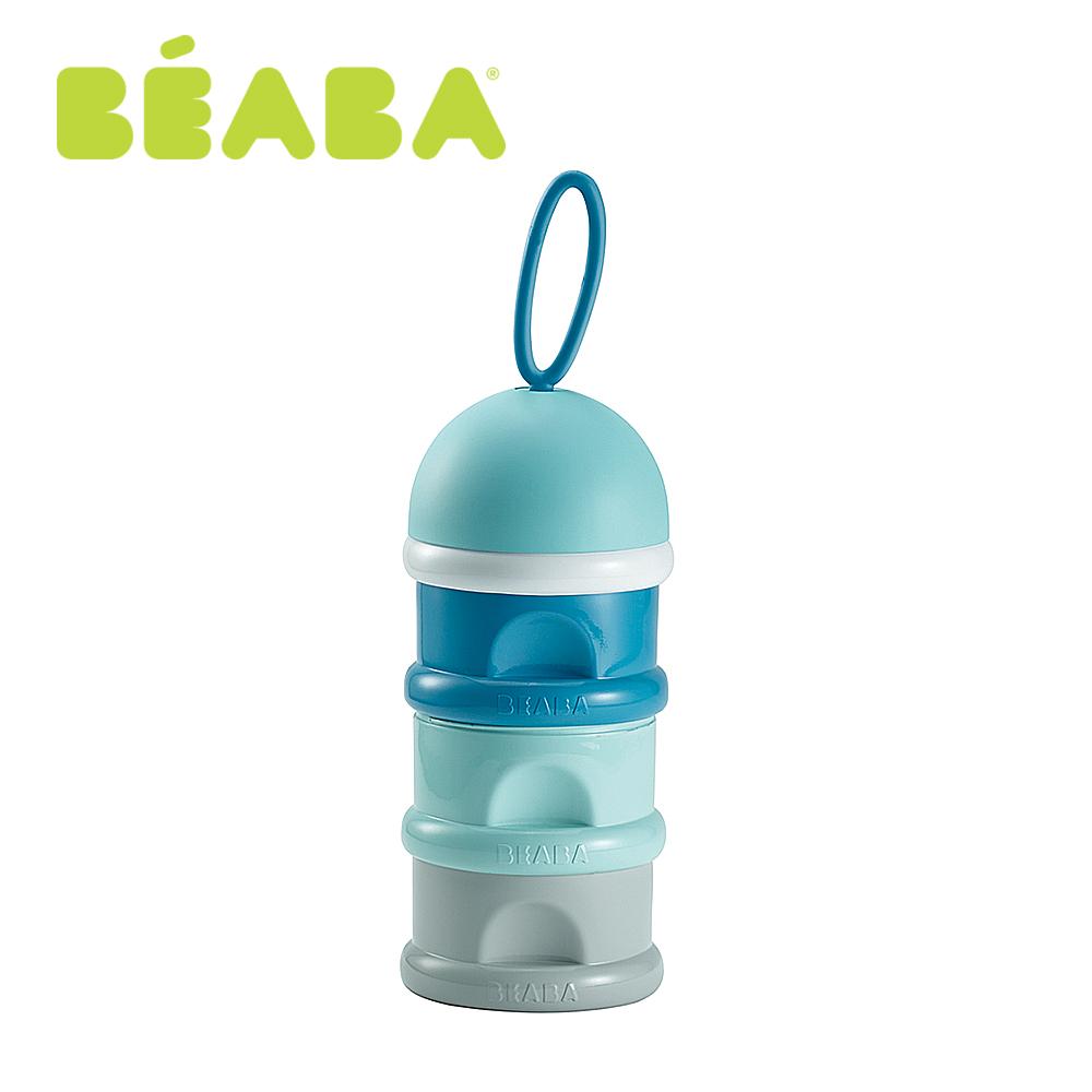 奇哥 Beaba三層奶粉盒(顏色任選)