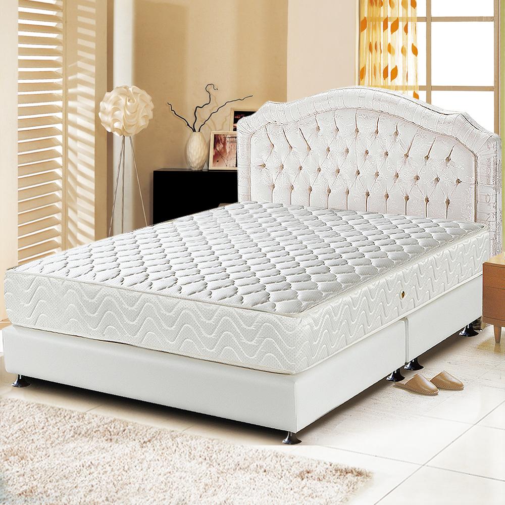 Ally愛麗 3M防潑水高蓬度機能蜂巢獨立筒床墊-單人3.5尺 飯店用