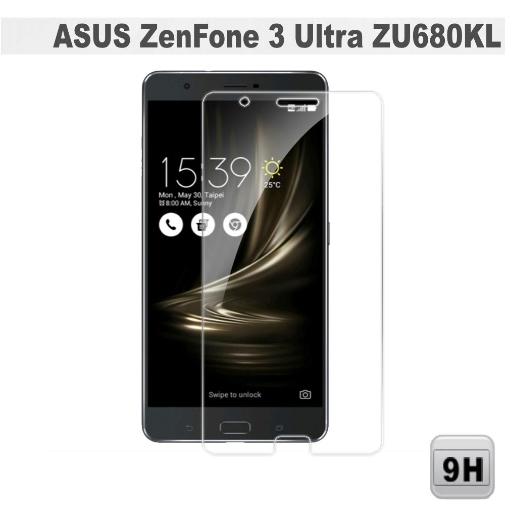 EZstick華碩ASUS Zenfone 3 ZU680KL鏡面鋼化玻璃保護貼