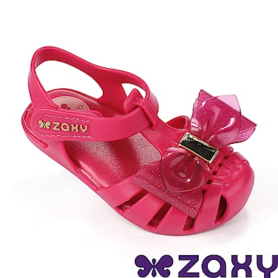 Zaxy 巴西 寶寶童魔法蝴蝶休閒娃娃鞋-櫻花粉