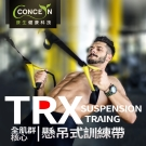 Concern康生 全身核心肌群TRX懸掛式吊繩訓練帶 CON-FE602