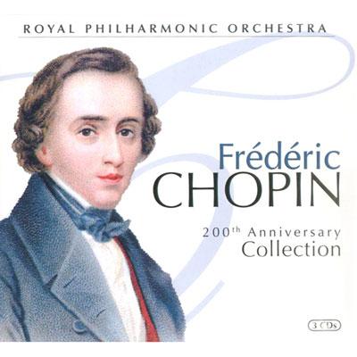 蕭邦200周年紀念專輯 3CD