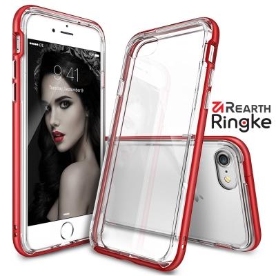 RINGKE iPhone 7 (4.7) Frame 防撞邊框透明背蓋手機殼