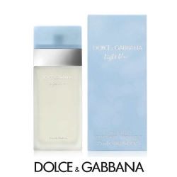 Dolce&Gabbana 淺藍女性淡香水25ml