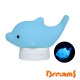 日本 Dreams Dolphin Bath Light 海豚防水LED氣氛浴燈