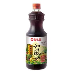 (活動)萬家香 和風輕食佐醬(1000ml)