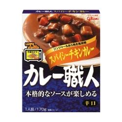 Glico格力高 職人咖哩辣味雞肉(170g)