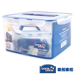 樂扣樂扣CLASSICS系列PP手提保鮮盒-長方形10L(附濾片)(8H)
