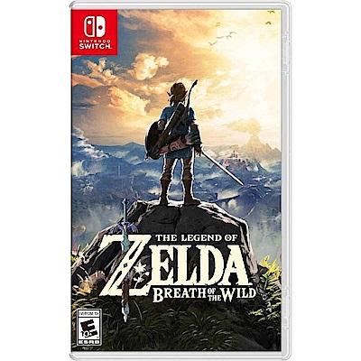 薩爾達傳說曠野之息Zelda NS Switch中英日文美版