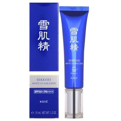 KOSE高絲 雪肌精光感澄皙UV柔膚乳35g