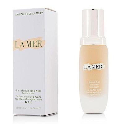 LAMER海洋拉娜 柔滑長效粉底液-自然色(SPF20)30ml