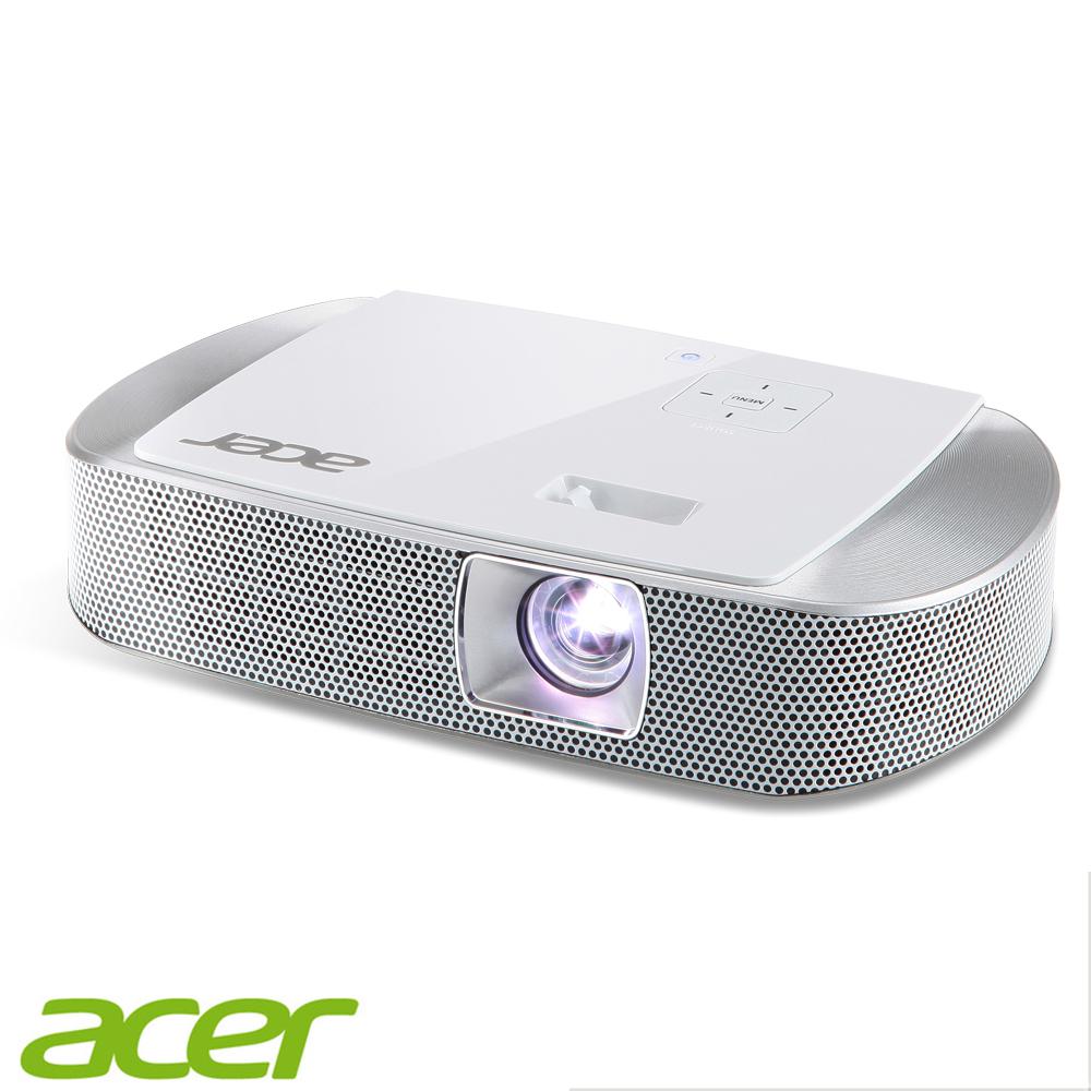 acer K137 WXGA LED微型投影機(700流明)