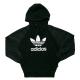 Adidas TREFOIL-連帽長袖上衣-
