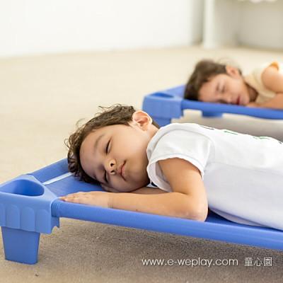 Weplay身體潛能開發系列【創意互動】地板床(小)130*54*14cm