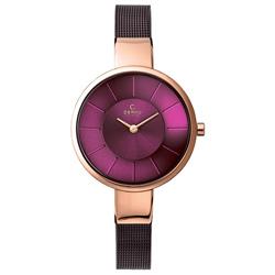 OBAKU 采麗時刻時尚米蘭帶腕錶-V149LXVQMN/32mm