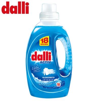 德國達麗Dalli 全效洗衣精 Plus 1.35L(6入/箱)