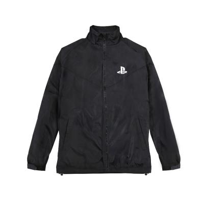 PlayStation-極致黑風衣外套