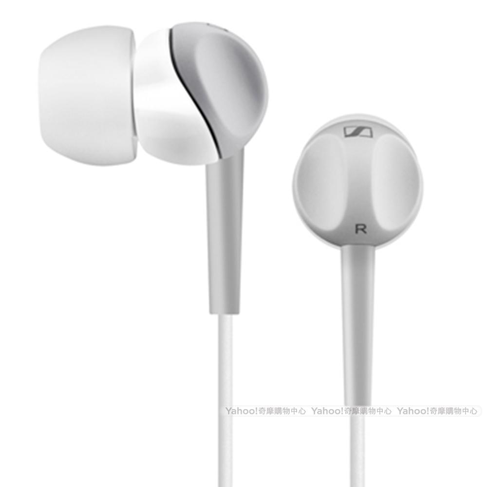 SENNHEISER CX200 STREET II  耳道耳機 白色版