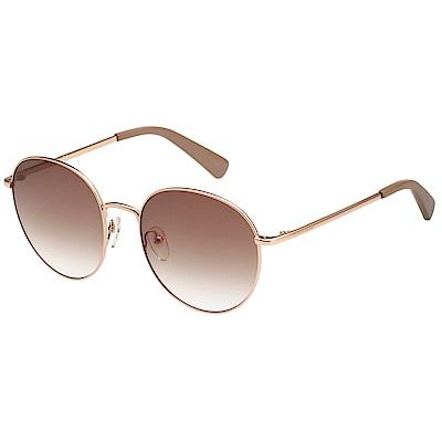 LONGCHAMP 太陽眼鏡 (玫瑰金) LO101S