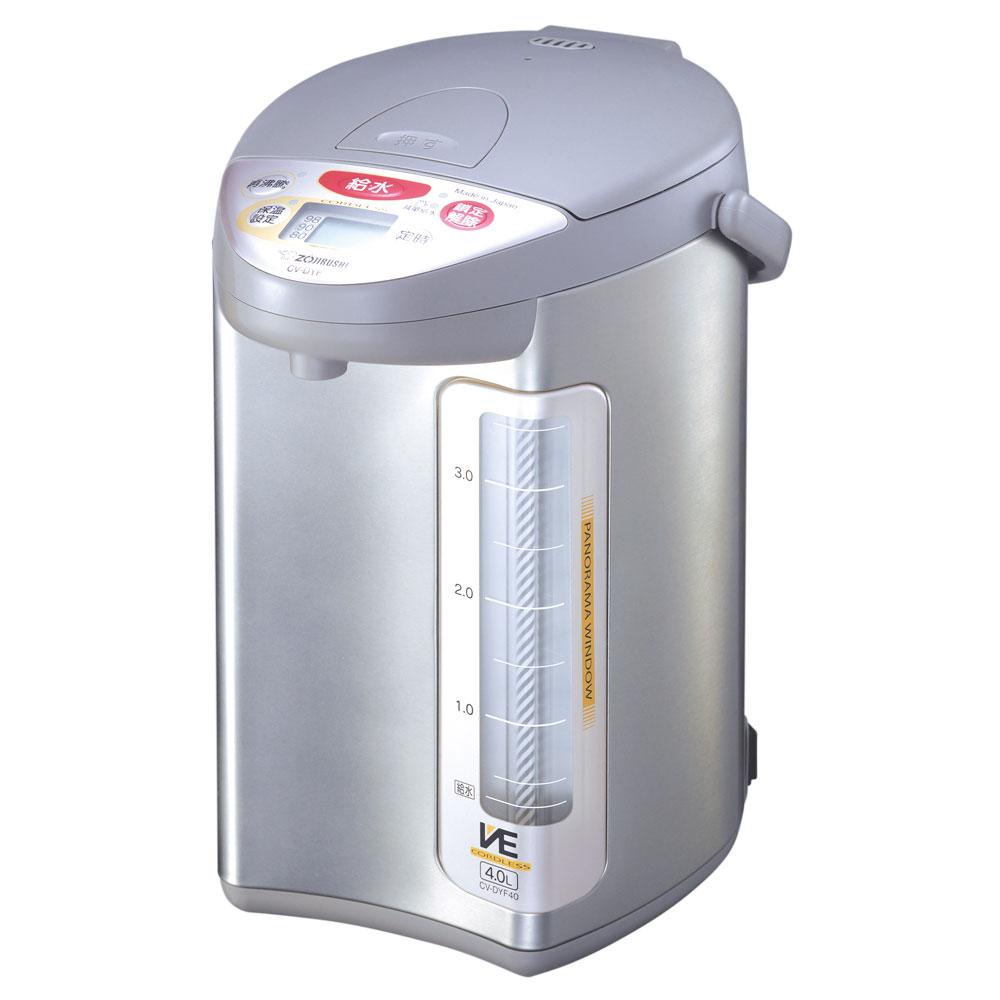 象印Super VE真空保溫熱水瓶4公升(CV-DYF40)