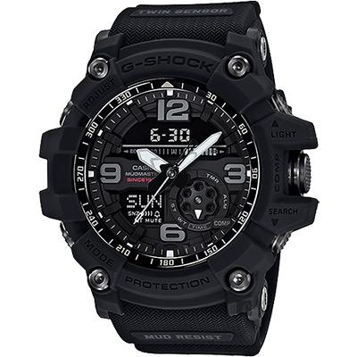CASIO卡西歐G-SHOCK 35周年紀念錶款宇宙大爆炸極限運動錶56.2mm