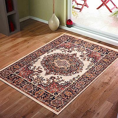 范登伯格 - 琥珀 進口地毯 - 韻采 (米 - 小款 - 100 x 140cm)