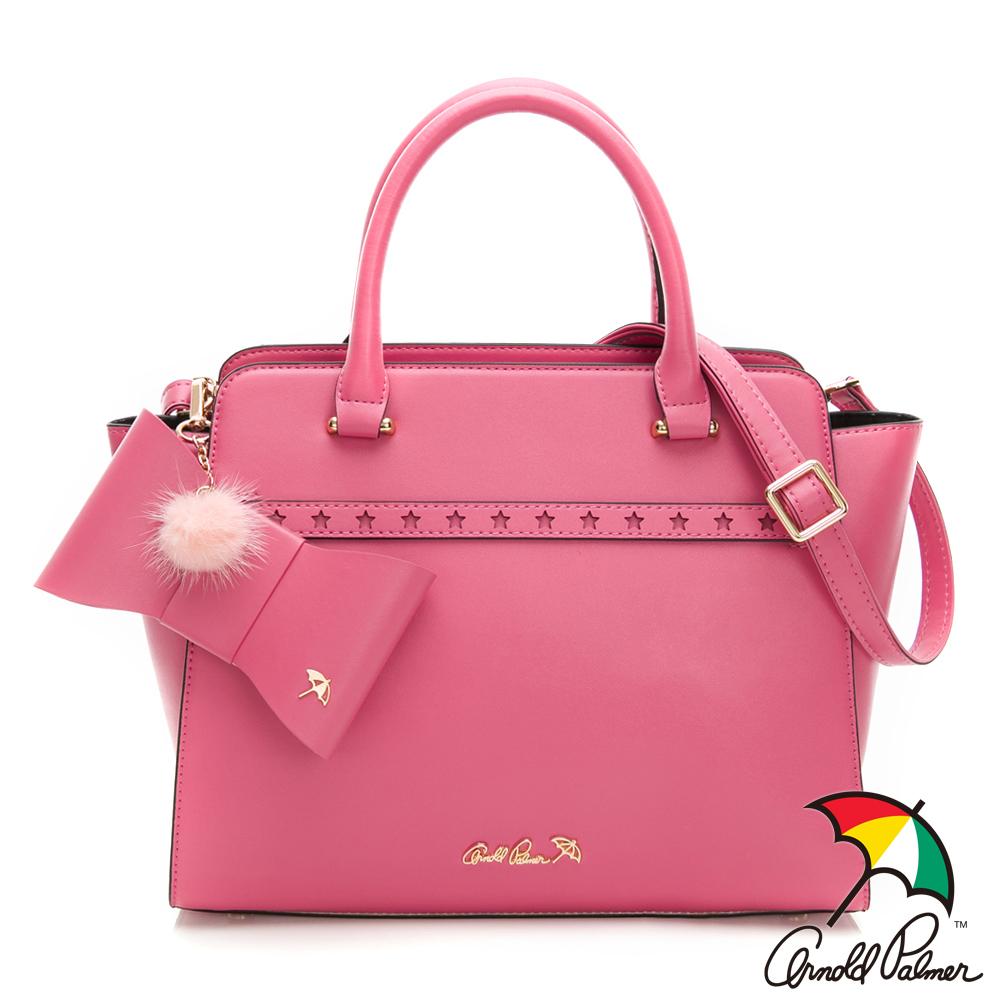 Arnold Palmer - 手提包 DOLLY系列-粉紅色