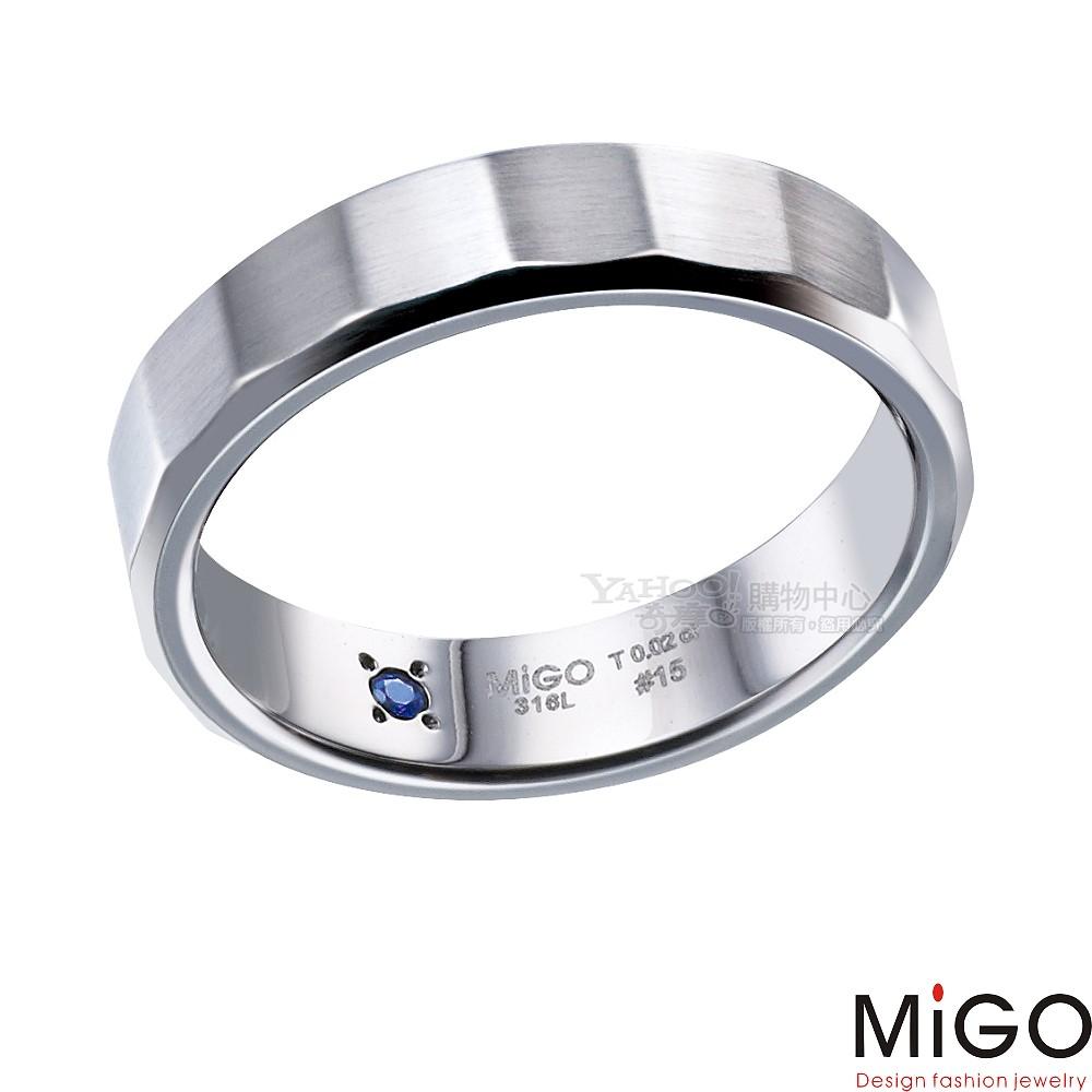 MiGO-幸福旅程男戒 @ Y!購物