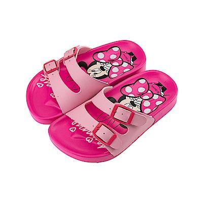 迪士尼 米妮 經典造型 休閒拖鞋
