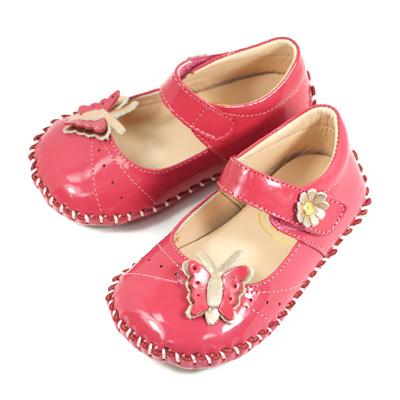 Swan天鵝童鞋-蝴蝶寶寶學步鞋1582-桃