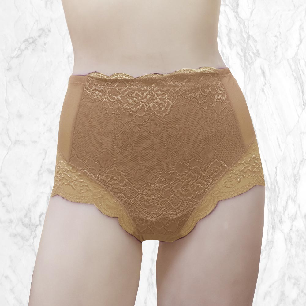 BVD Ladies  STAY BEAUTY系列 1分內褲(膚色)