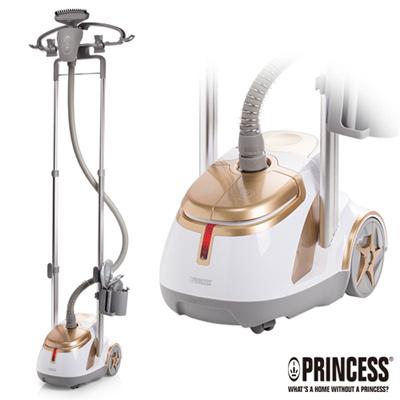 PRINCESS荷蘭公主白金雙桿直立式蒸氣熨斗33
