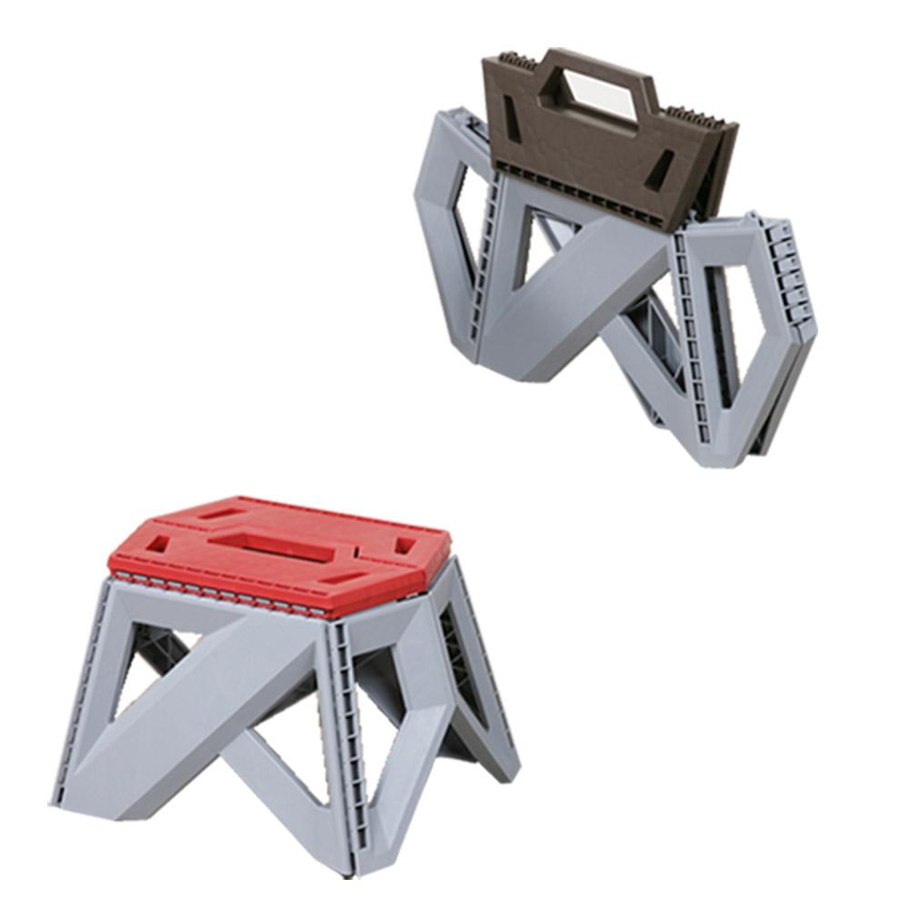 創意達人金剛止滑摺合椅(小)6入