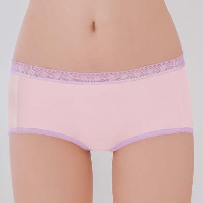 瑪登瑪朵-2015SS 低腰平口褲M-XL(甜漾粉)