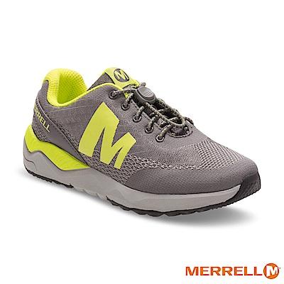 MERRELL VERSENT 野跑童鞋-灰綠(57395)
