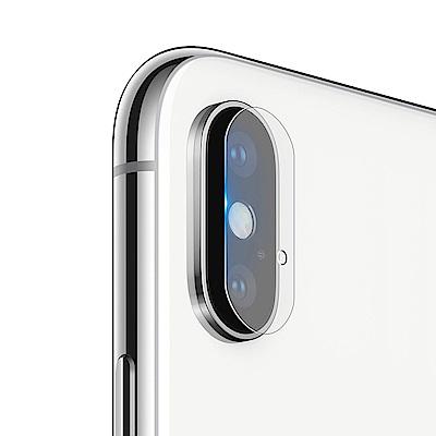 【SHOWHAN】全覆蓋 iPhone X 鏡頭9H鋼化玻璃保護貼