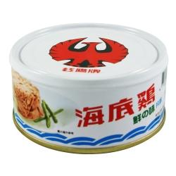 紅鷹牌 海底雞-鮮之味片狀(150gx3入)