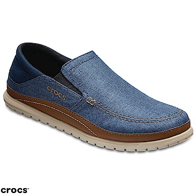 Crocs 卡駱馳 (男鞋) 聖克魯茲休閒鞋 204835-4FT