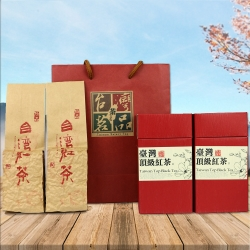 醒茶莊 台灣茗品-台灣頂級紅茶300g(1組)(附提袋)