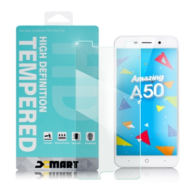XM TWM Amazing A50 薄型 9H 玻璃保護貼-非滿版