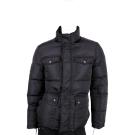 GUCCI 黑色口袋設計羽絨外套(男款)