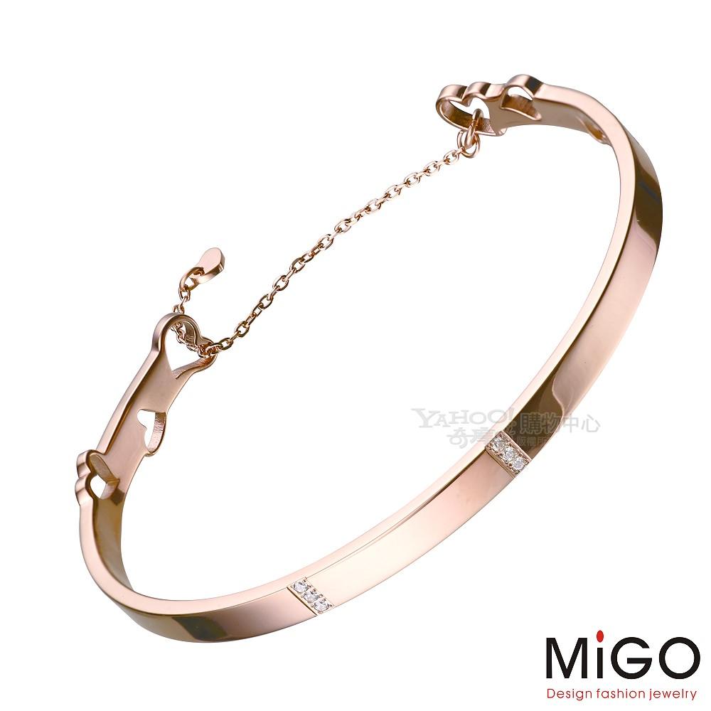 MiGO-愛戀女手環(玫瑰)