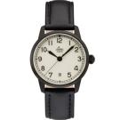 Laco朗坤 夜光海洋機械腕錶-白/36mm 861804