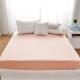 Cozy inn 簡單純色-莓粉-200織精梳棉床包(加大) product thumbnail 1