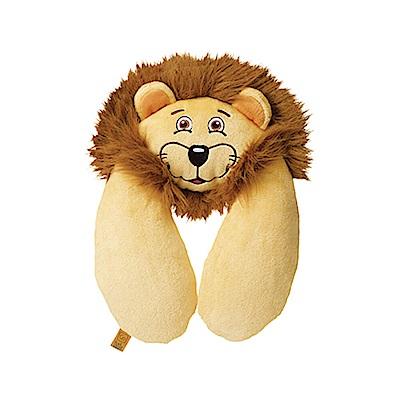 Go Travel 動物造型U型枕-獅子