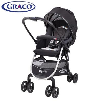 GRACO購物型雙向嬰兒手推車 城市商旅Citi ACE 千鳥格