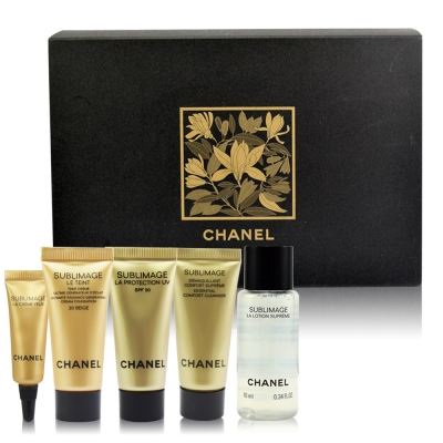 (即期品)CHANEL香奈兒 奢華精質限定禮盒