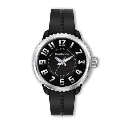 Tendence 天勢錶 小錶盤28系列-黑/28mm