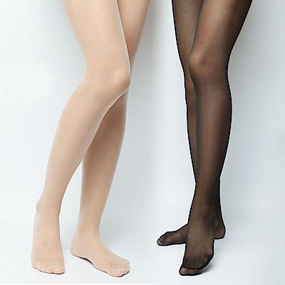 MIT 50D 全透明耐勾絲褲襪六雙